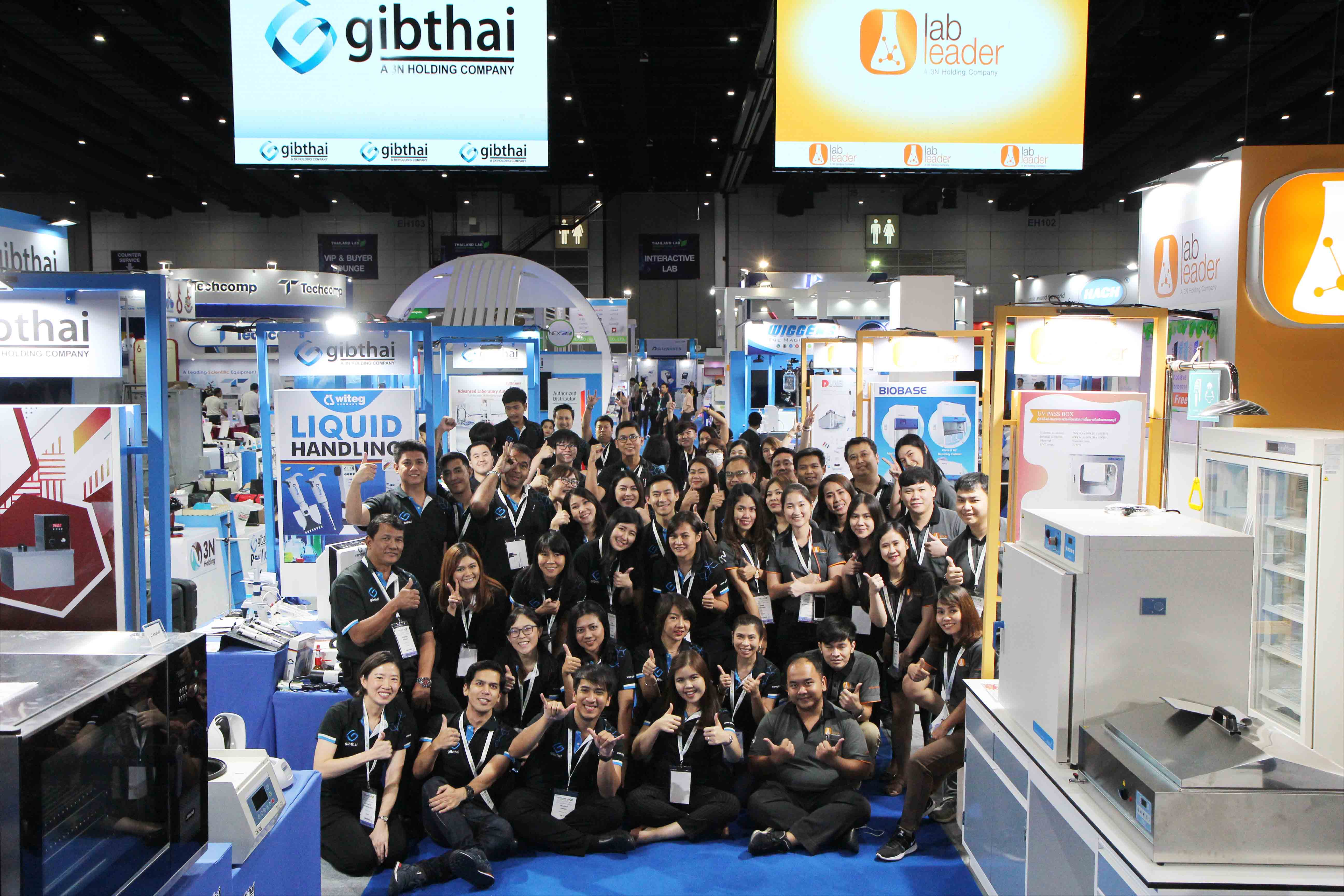 Thailand LAB INTERNATIONAL 2019: 9TH INTERNATIONAL TRADE EXHIBITION AND CONFERENCE