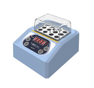 Major Science Mini Heating Dry Bath with one choice of Block