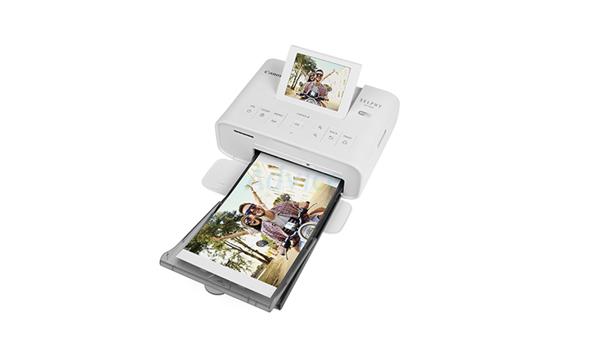 Printer CANON SELPHY CP 1300 White