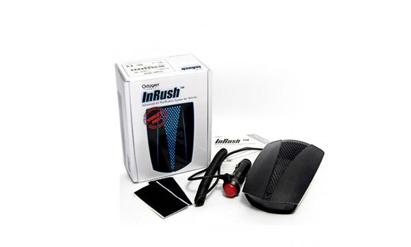 เครื่องฟอกอากาศในรถยนต์ InRush ™ Air Purification