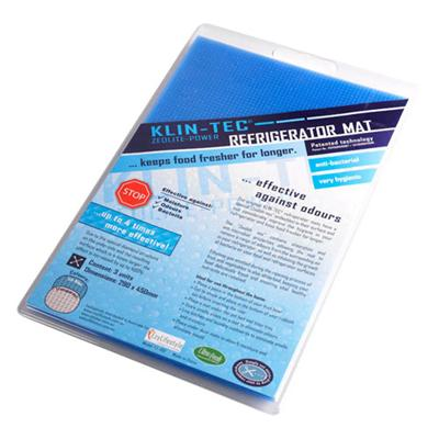 แผ่นมหัศจรรย์ Klin-Tech Antibacteria Fridge Mat, 3/pkg (3WC-S0028501)