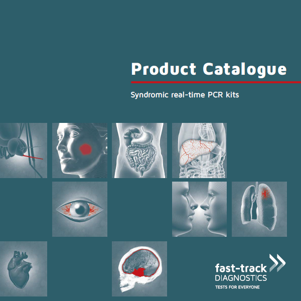 Fast-Track Diagnostics Product Catalogue Syndromic real-time PCR kits Apr2017