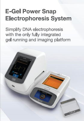 Invitrogen E-Gel Power Snap Electrophoresis System