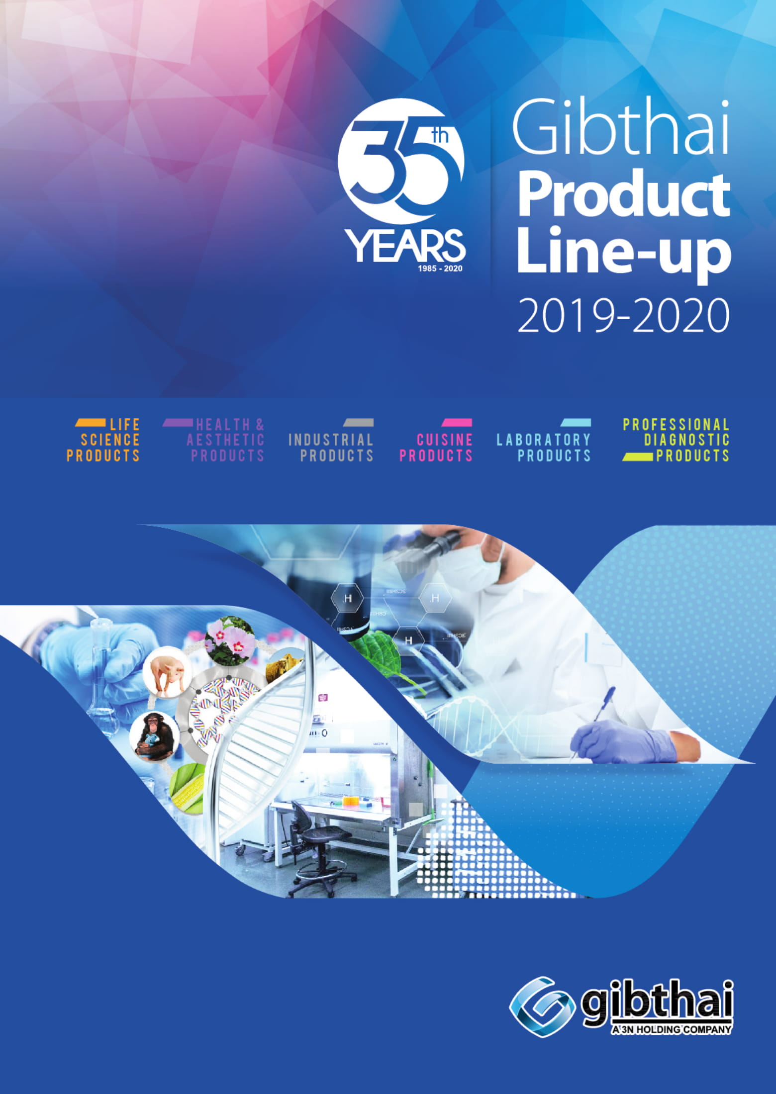 Product Lineup 2019-2020