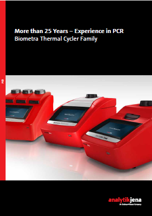 AnalytikJena Biometra Thermal Cycler Family