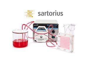เครื่องกรองแยกขนาดโปรตีน (Protein Filtration, Vivaflow, Sartorius)