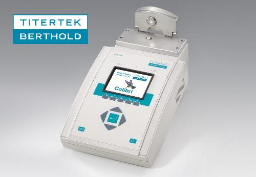 เครื่องวิเคราะห์ปริมาณดีเอ็นเอ-โปรตีนระดับไมโครลิตร โดยใช้หลักการการดูดกลืนแสง (Microvolume Spectrometer)
