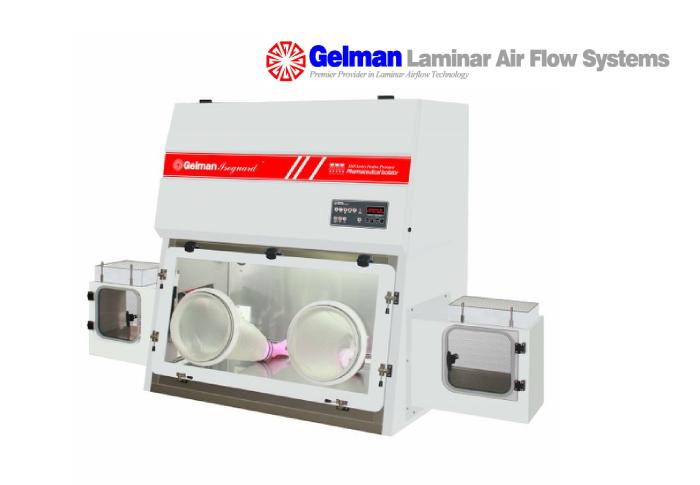 ตู้ไอโซเลเตอร์สำหรับงานเตรียมยาปลอดเชื้อ Isoguard ISO Series Type 1 Positive Pressure Pharmaceutical Isolators