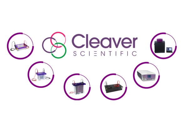 Cleaver Scientific Product line (สินค้าภายใต้ยี่ห้อ Cleaver Scientific)
