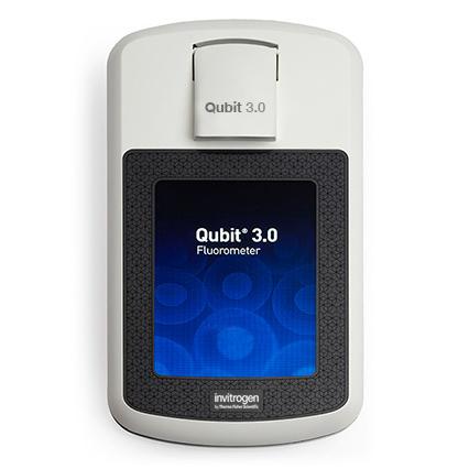 เครื่องวัดความเข้นข้นสารพันธุกรรมQubit®3.0 Fluorometer