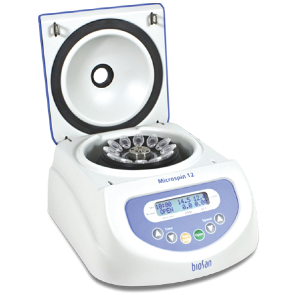 MICROSPIN 12 HIGH SPEED MINI-CENTRIFUGE