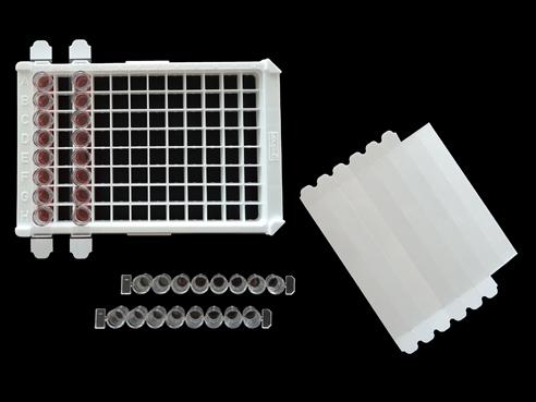 EZcap 1X8 FilmStrips, 400/PK