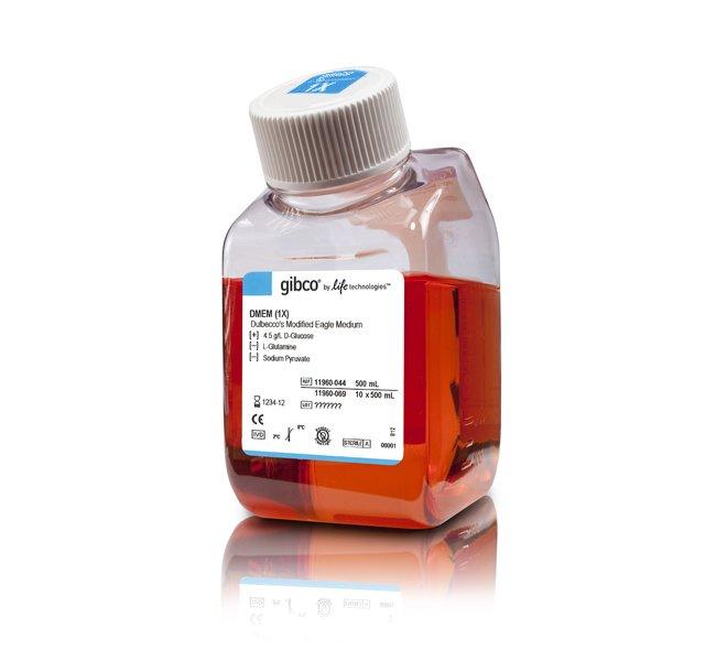 D-MEM (1X), 500 ML