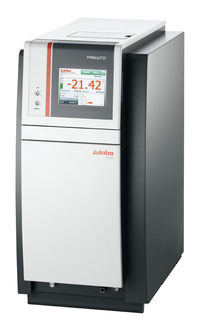 PRESTO W40 Temperature Control System