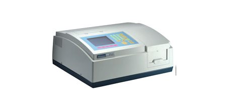 UV-VIS SPECTROPHOTOMETER W/SINGLE CELL HOLDER