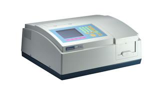 UV-VIS SPECTROPHOTOMETER W/SINGLE CELL HOLDER