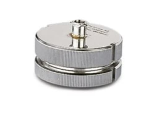STAINLESS STEEL SYRINGE FILTER HOLDER 25 MM.