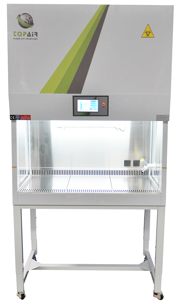 ECO BIOSAFETY CABINET - 70 CM. INCLUDE 2 SOCKETS AND 2 TAPS