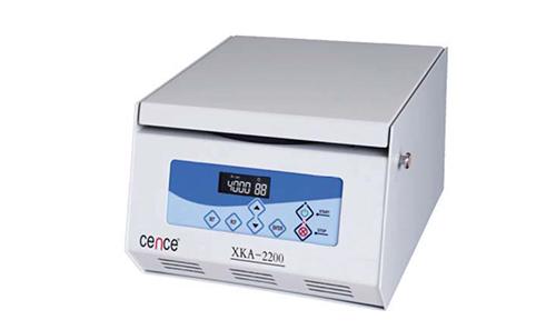 XKA-2200 IMMUNOHEMATOLOGY CENTRIFUGE WITH SERO ROTOR
