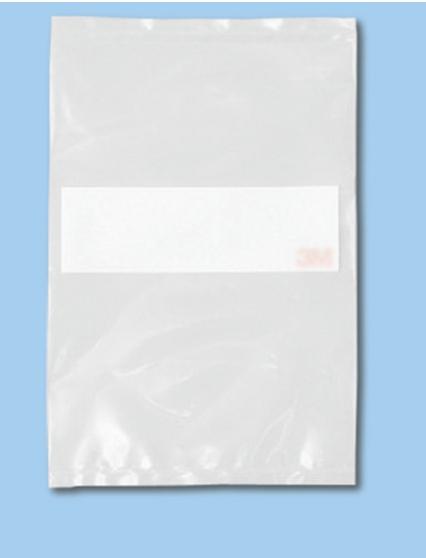 STERILIZER SAMPLE BAG, 500/BOX