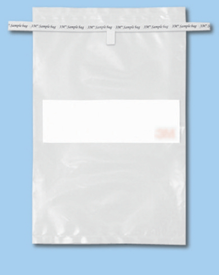 STERILIZED SAMPLE BAG, 250/BOX