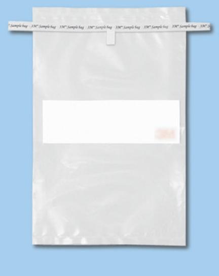 STERILIZED SAMPLE BAG, 250/BOX