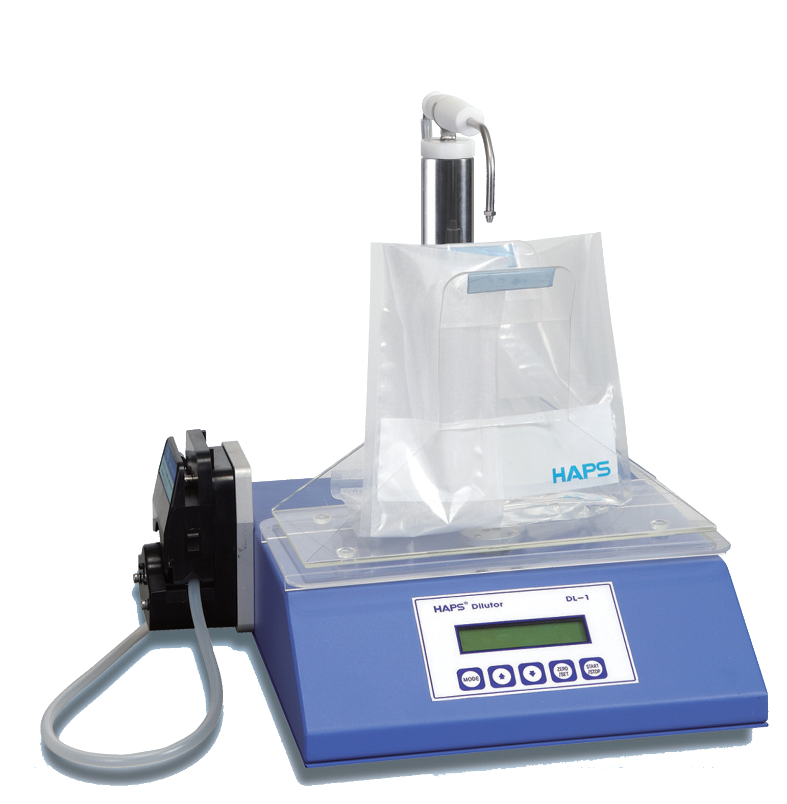 AUTOMATIC DILUTOR FOR DEMO