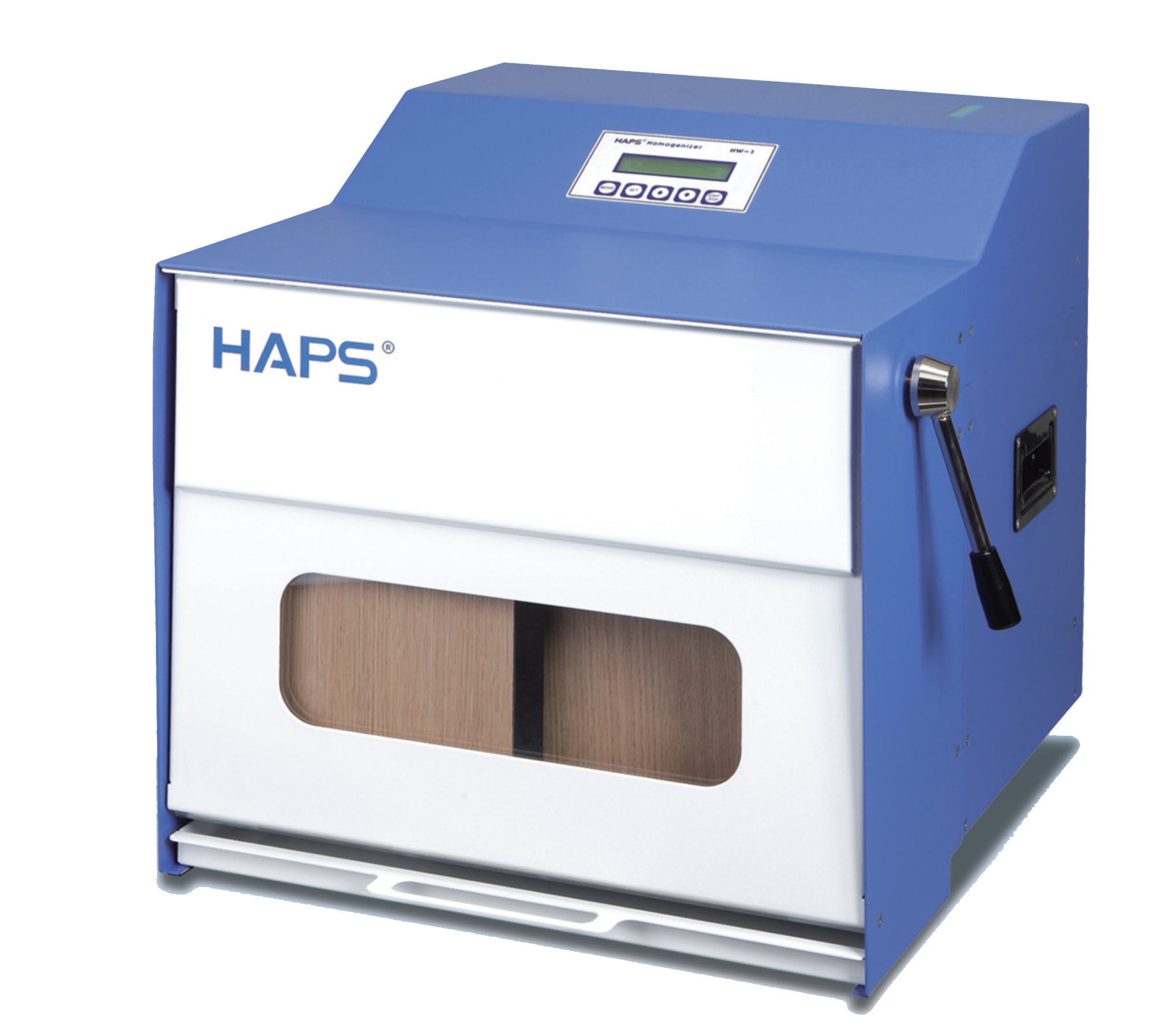 AUTOMATIC WIDE HOMOGENIZER FOR DEMO
