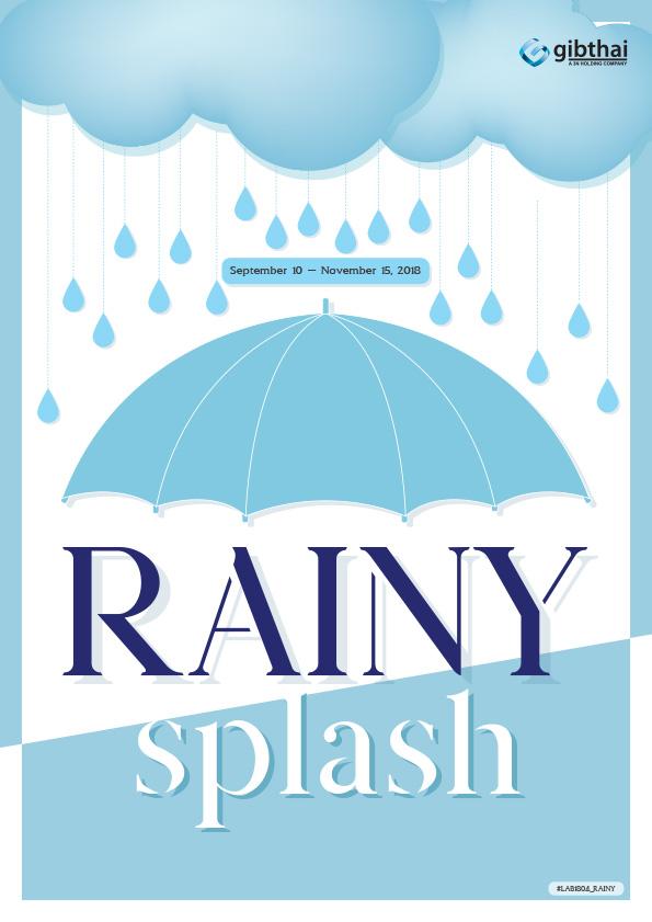 Rainy Splash