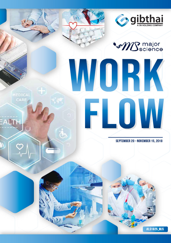 Major Science Work Flow