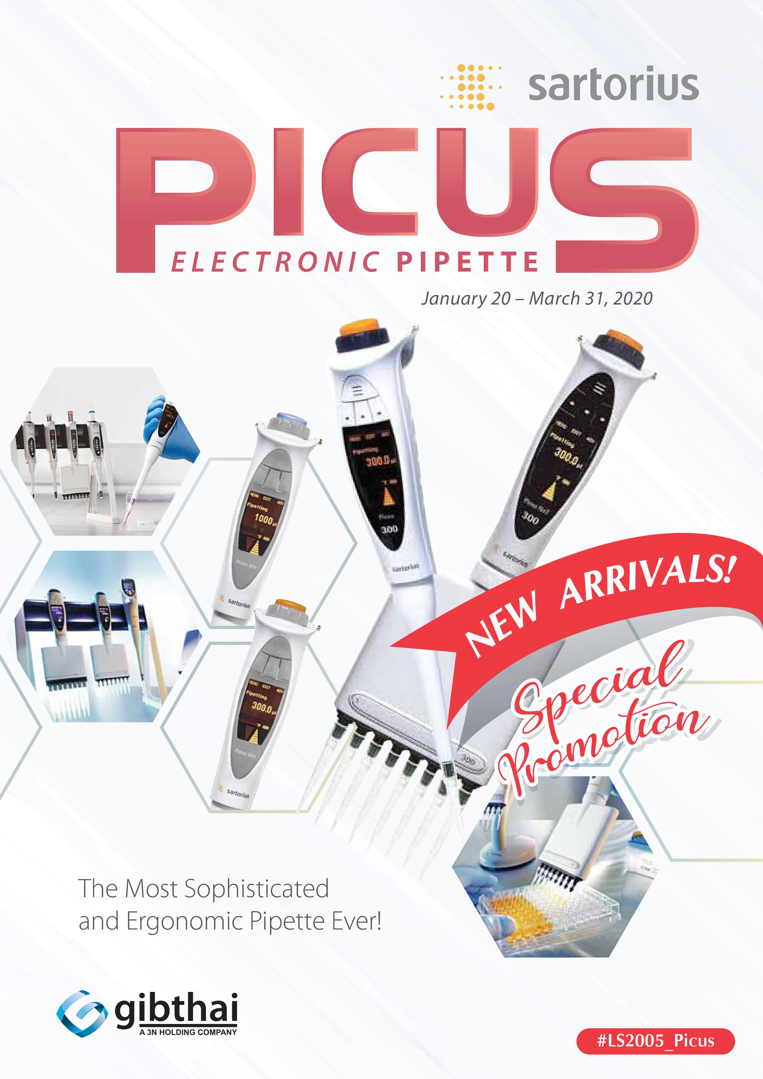 Picus Special Promotion