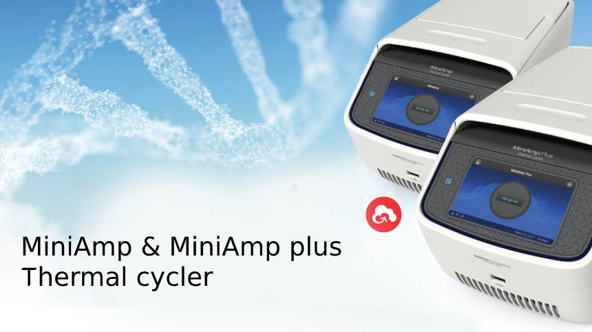 MiniAmp & MiniAmp plus thermal cycler