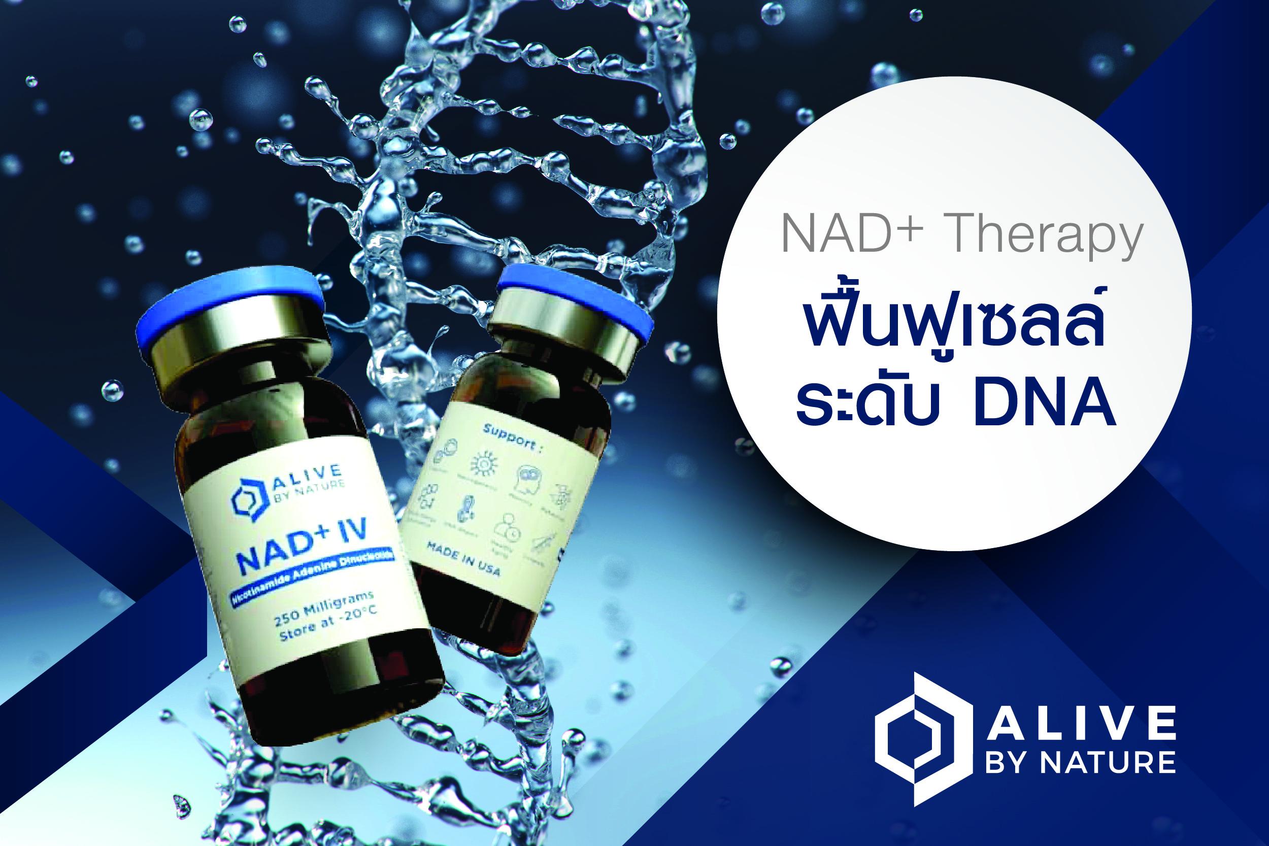 NAD+ คืออะไร?