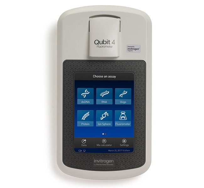 Qubit™ 4 Fluorometer