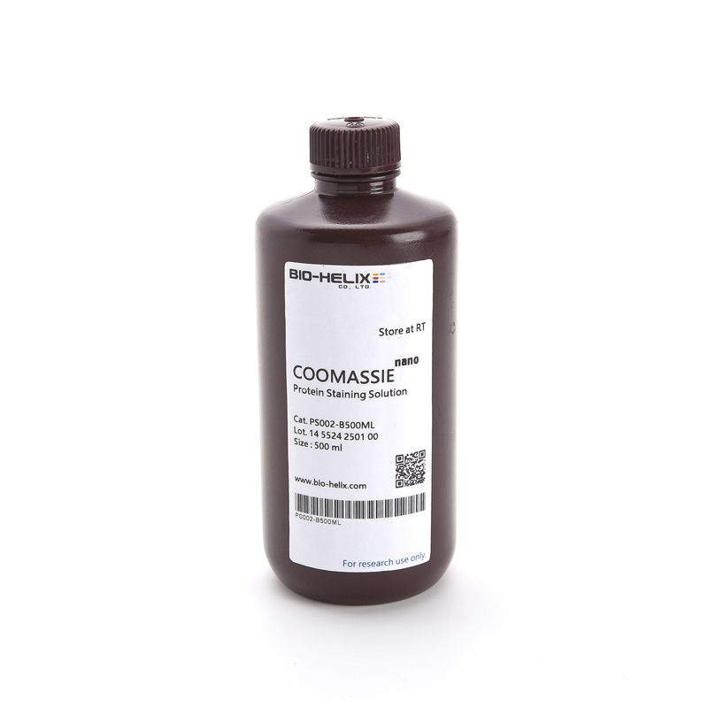 COOMASSIEnano Protein Staining Solution